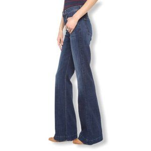 7 for all mankind royal broken twill blue jeans 27